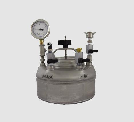 Helium Saturation Chambers